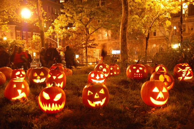 Halloween Lago Maggiore
