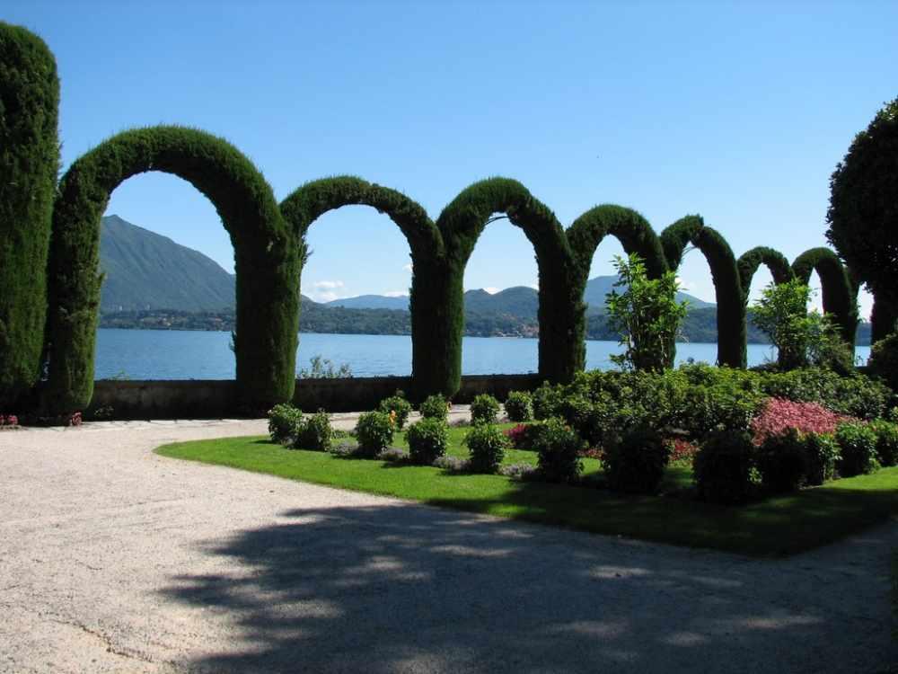 Villa Pallavicino Giardino botanico e zoo Stresa