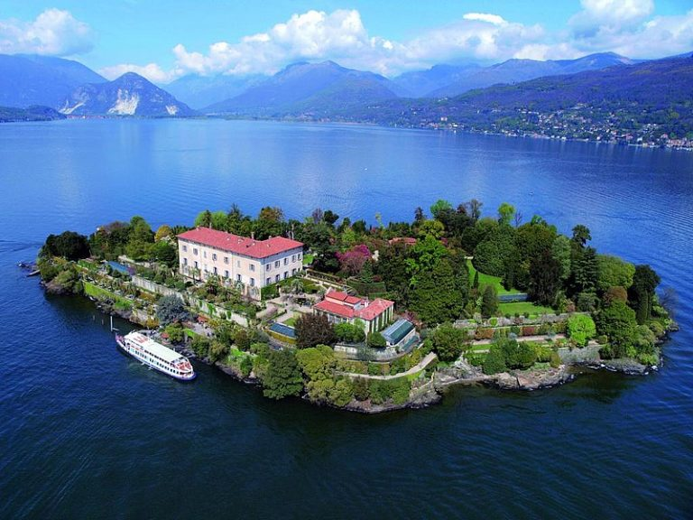 Isola Madre Stresa Lago Maggiore