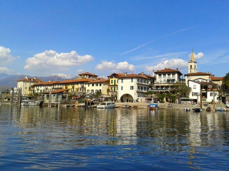 Isola Pescatori Stresa Lago Maggiore