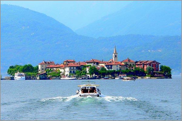 Noleggio Barche Lago Maggiore