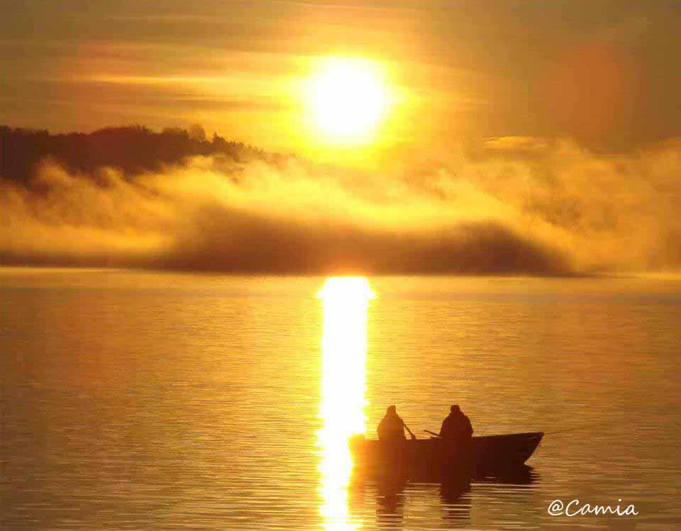 Alba e Tramonti sul lago Maggiore