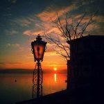 alba tramonto lago maggiore