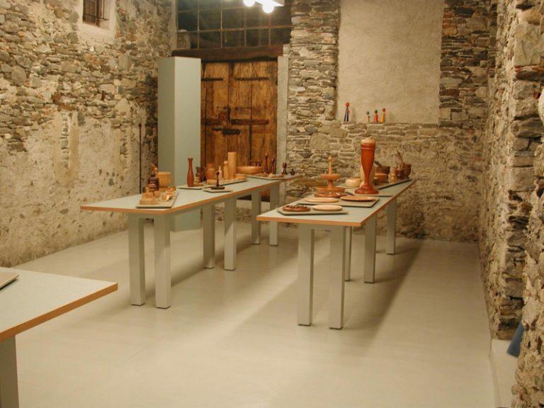 Museo dell'Arte della Tornitura del Legno