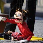 artisti di strada Ascona