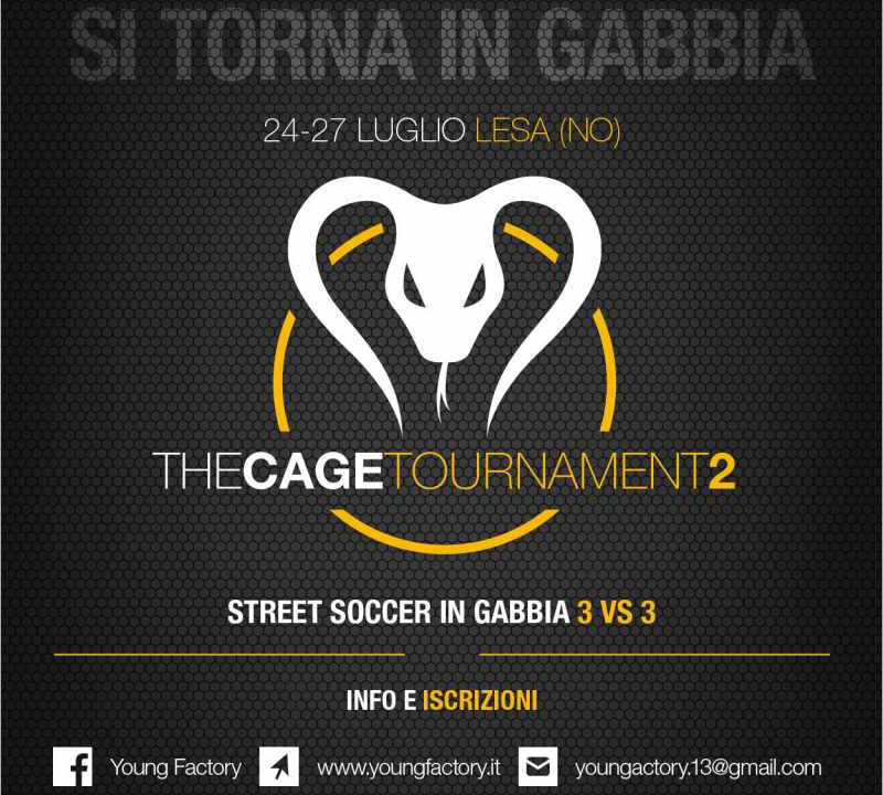 STREET SOCCER 3 vs 3 in GABBIA