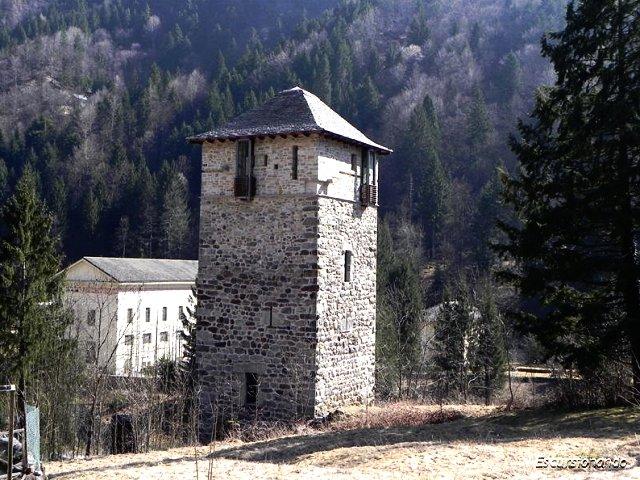 Torre di Battiggio Vanzone