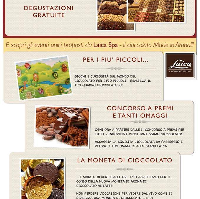 lago di cioccolato arona