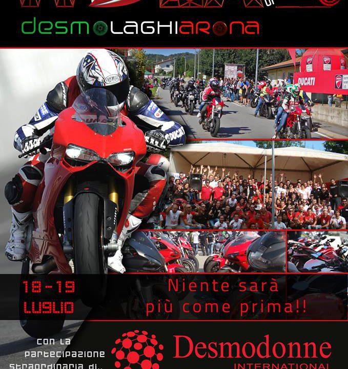 wdla evento ducati lago maggiore
