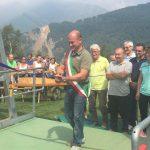 inaugurazione zipline lago maggiore