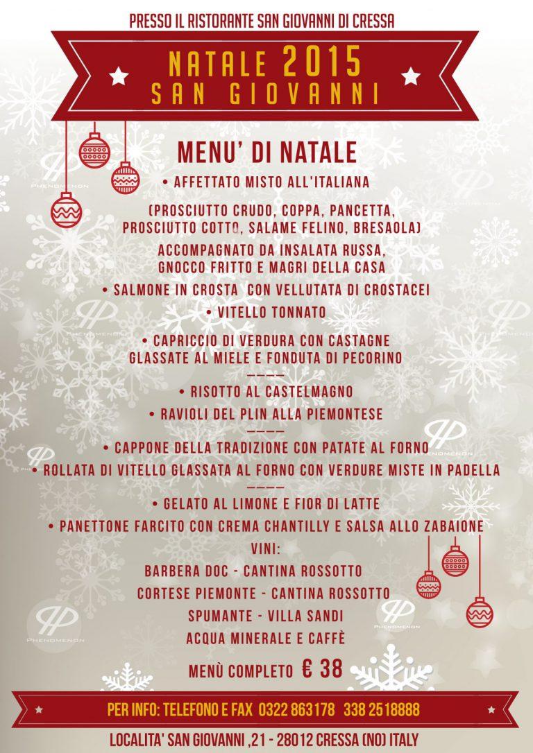 NATALE al San Giovanni (Cressa)