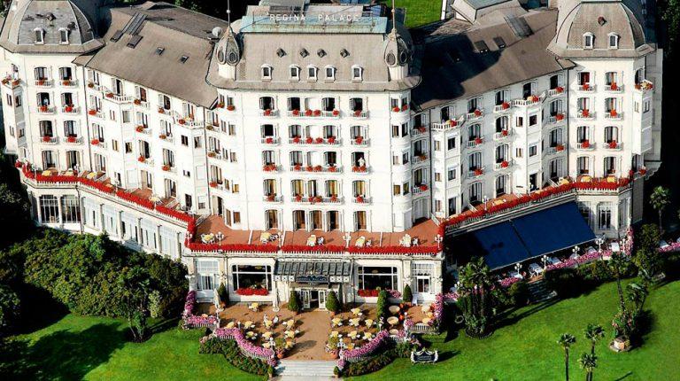 Hotel Regina Palace Stresa Lago Maggiore