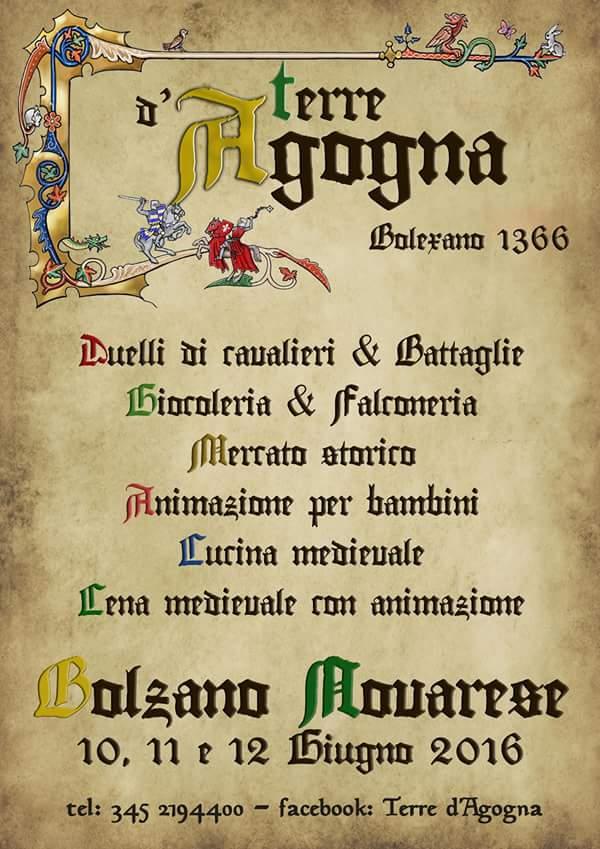 Terre D'Aragona Bolzano Novarese