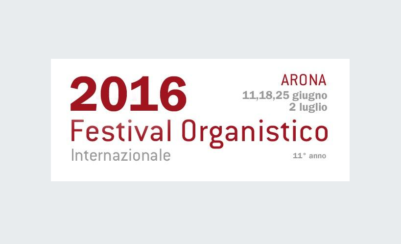 Festival organistico internazioanle arona