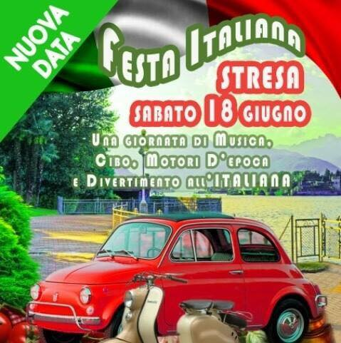 FESTA ITALIANA STRESA