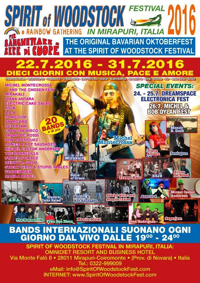 Spirit of Woodstock Festival