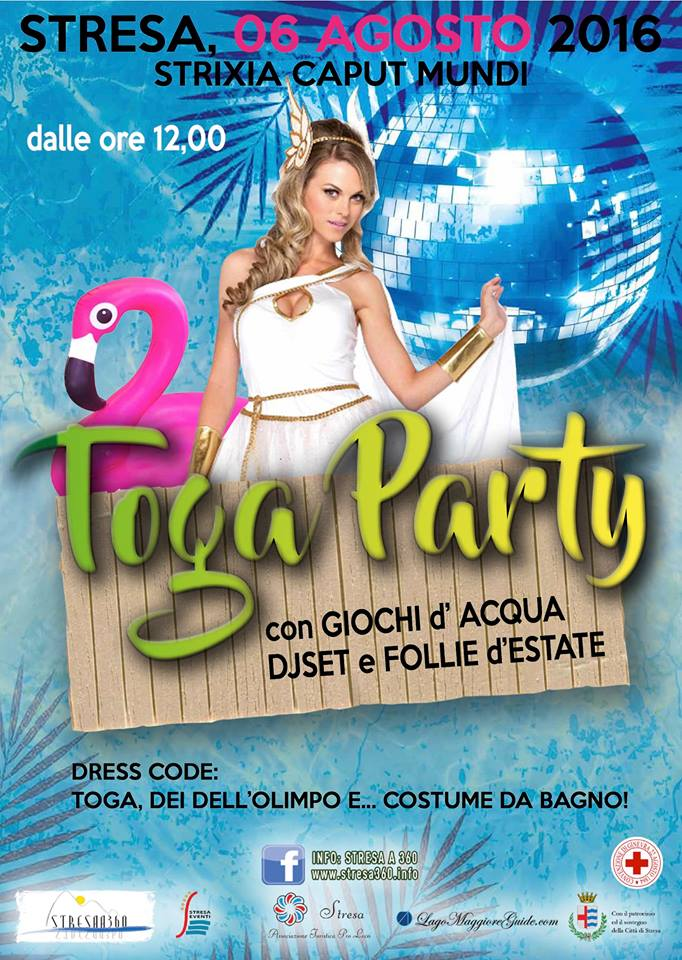 Toga Party STRESA