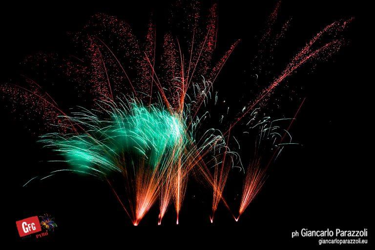 Programma Fuochi d'artificio Lago Maggiore