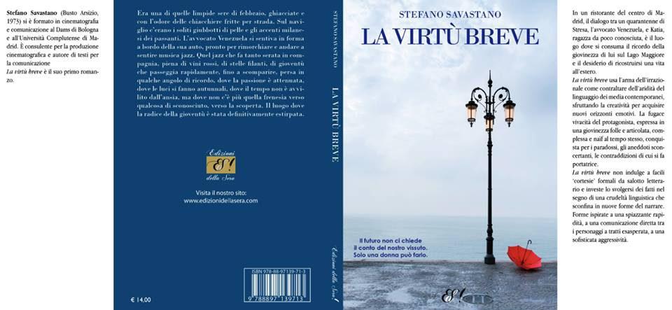 presentazione romanzo la virtu breve stefano saviano grnad hotel des illes stresa