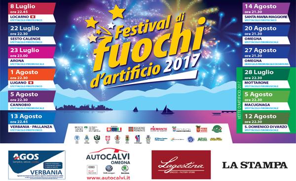 FESTIVAL FUOCHI D'ARTIFICIO