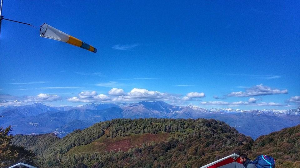 Parapendio Lago Maggiore Paragliding volo tandem