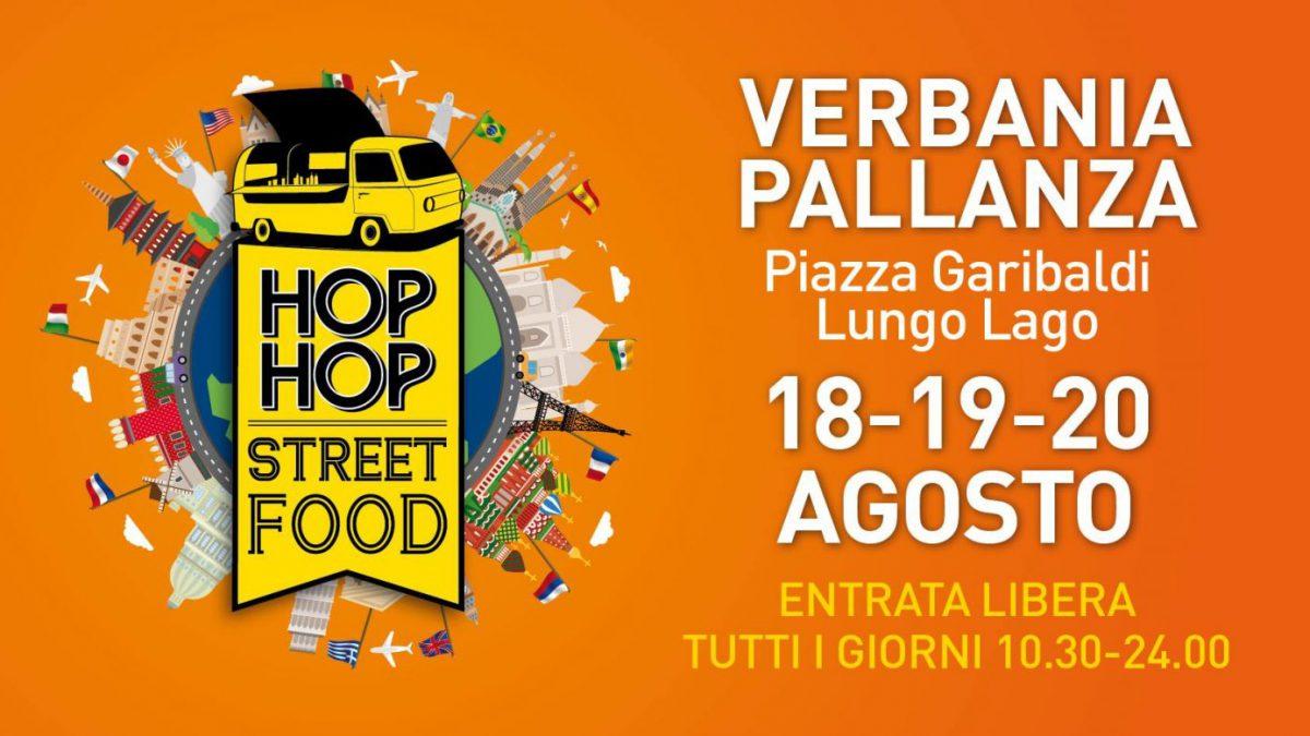HOP HOP STREET FOOD - VERBANIA PALLANZA