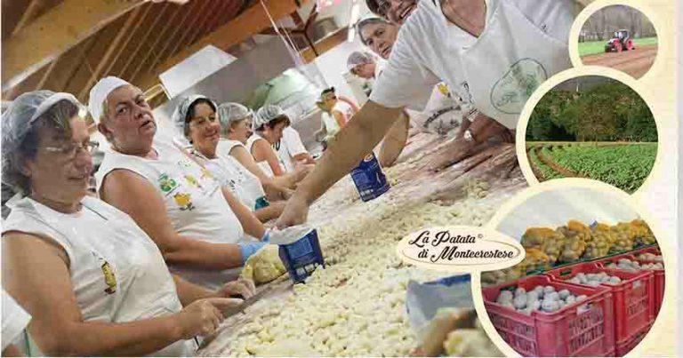 24° Sagra della patata di Montecrestese