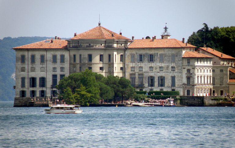 Palazzo Borromeo a Isola Bella Stresa