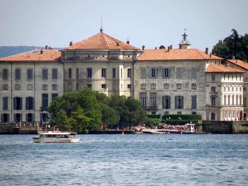 Palazzo e giardini isola bella stresa