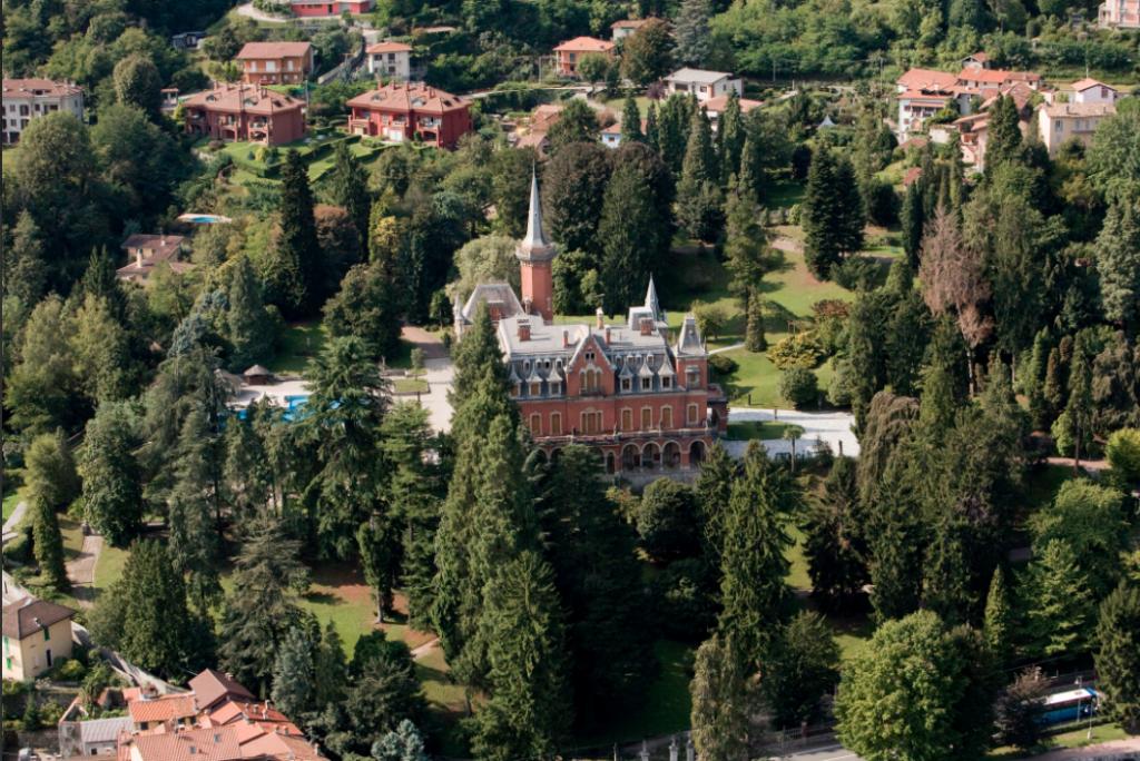 Villa Branca Baveno Lago Maggiore