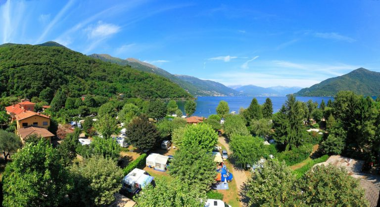 Camping  Internazionale Paradis