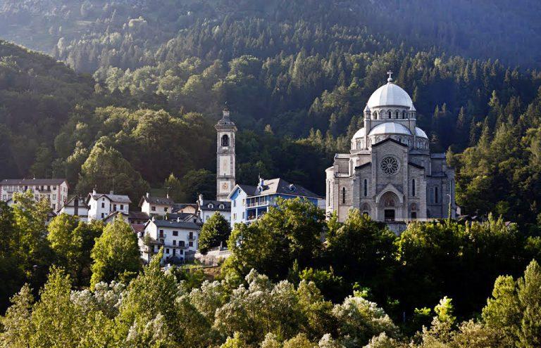 Santuario di Re Madonna del Sangue