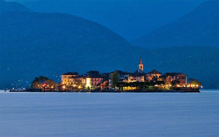 Cena d'Autunno sul Lago Maggiore Isola Pescatori