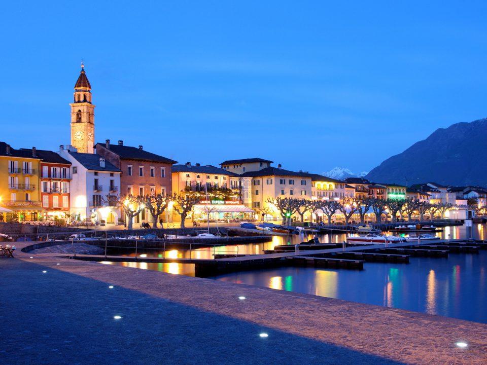 Ascona Lago Maggiore canton ticino svizzera ch