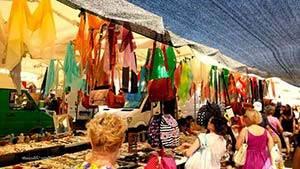 mercato settimanale lago maggiore