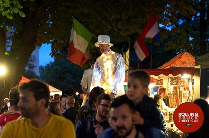 Street food festival ispra