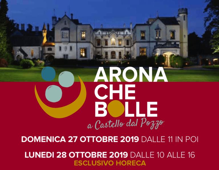 CHE BOLLE Arona Al Castello dal Pozzo