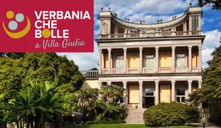 Verbania Che Bolle Evento Enogastronomico a Villa Giulia