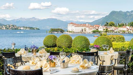 Ferragosto a 5 stelle sul Lago Maggiore