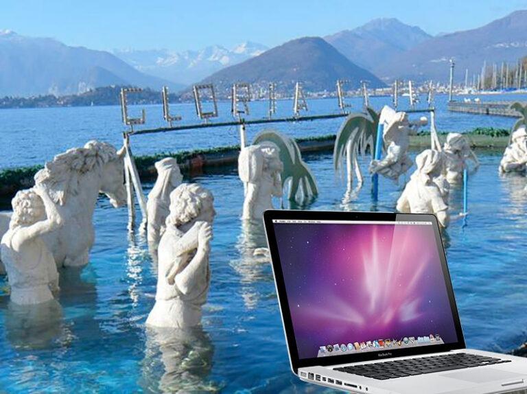 Smart working dal Lago Maggiore, meglio che tornare in ufficio