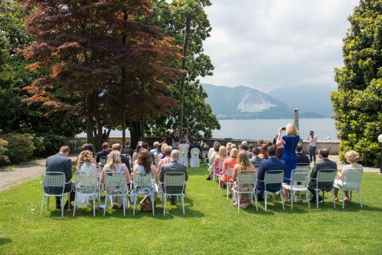 Matrimoni sul Lago Maggiore Sposarsi in un lugo magico