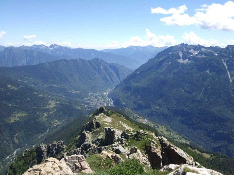 La domenica del VCO – Valle Divedro, escursione per buoni camminatori al Monte Téggiolo, una montagna da proteggere